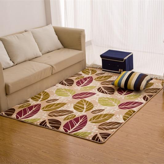 Zeegle-mattoasut Koralli Fleece-matot Olohuoneen kodin lattia Matto Lattianpäällysteiset Makuuhuoneet Makuuhuoneet
