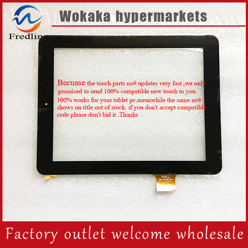1pcs/10pcs 300-L4429A-A00 Tablet Touch Screen Panel Digitizer Glass Sensor Replacement For Onda V813 Tablet PC Free Shipping 7 for dexp ursus s170 tablet touch screen digitizer glass sensor panel replacement free shipping black w