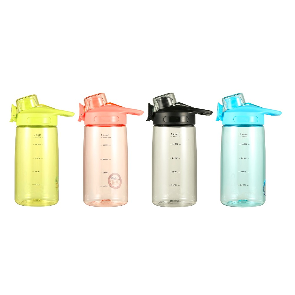 FREELOVE Dual Seal Lock Sport Holder 500ml School Water Bottles FDA - Kuchyně, jídelna a bar