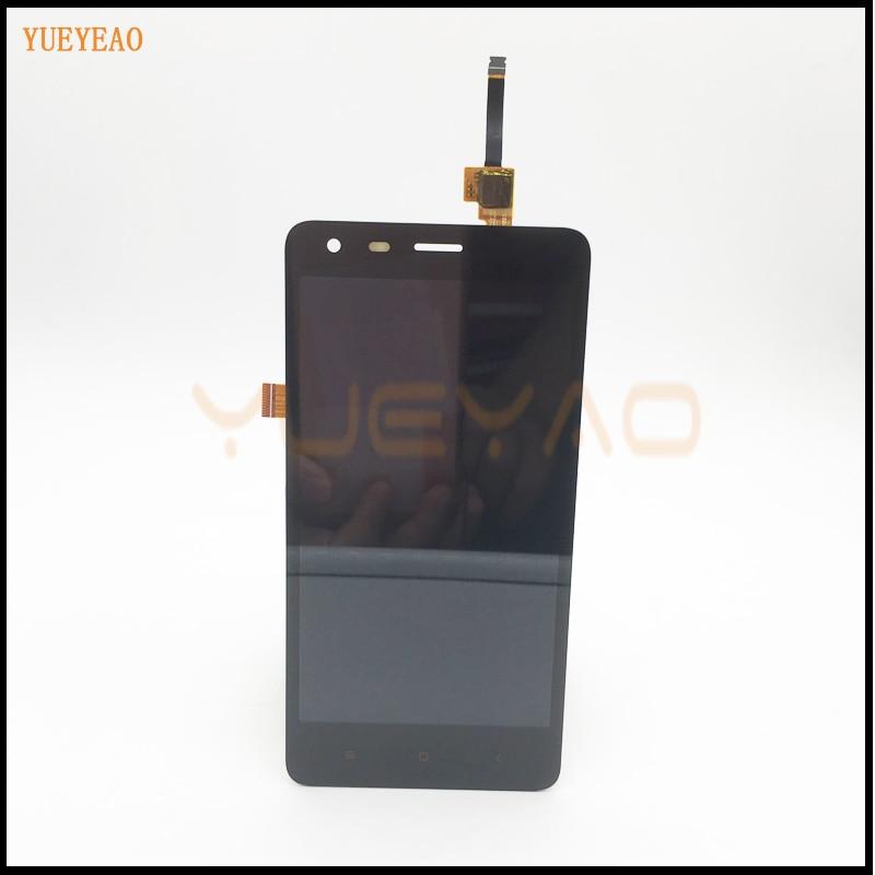 YUEYAO Lcd Screen For Xiaomi Redmi 2 LCD Display Screen Replacement New Touch Screen Repalcement For Xiaomi Hongmi 2 Redmi 2 2A