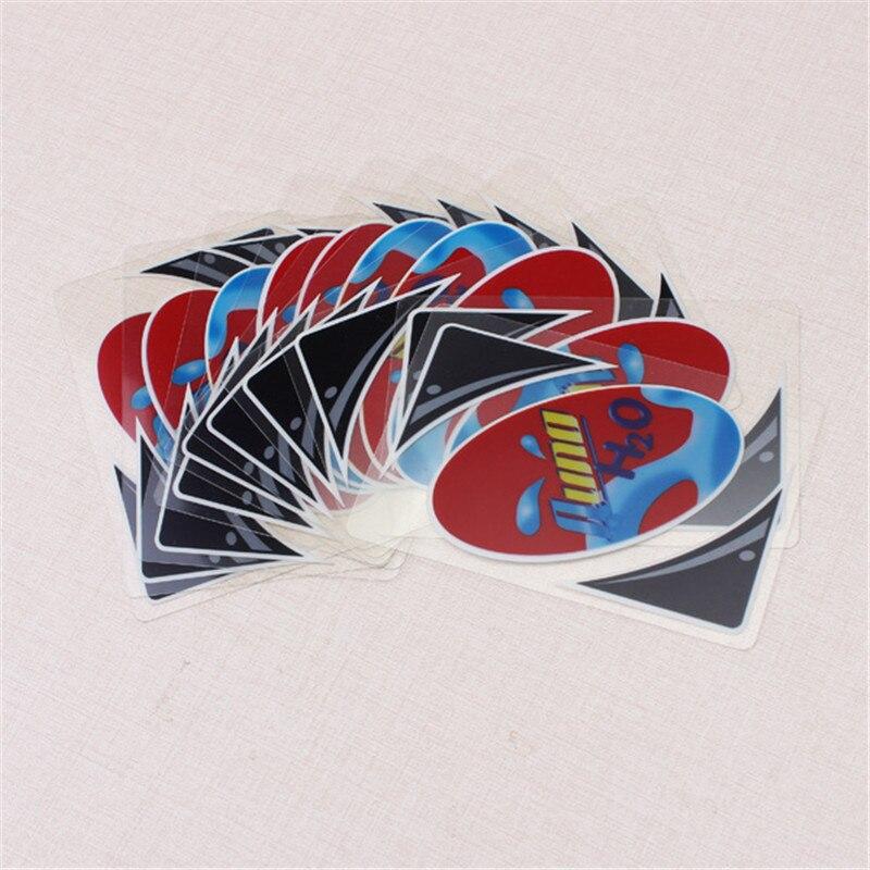 Новое поступление Развлечения plastictransparent Водонепроницаемый карточная игра UNO Семья Fun покер карты для вечеринки Настольные игры