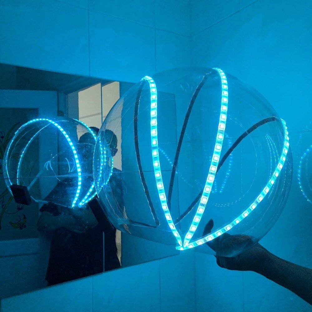 LED 发光头盔 (5)