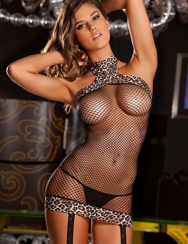 hot girl in a nylon sex toy