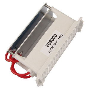 Image 5 - Generator โอโซน 220V 10G แบบบูรณาการยาวเซรามิคแผ่น Ozonizer สำหรับ Water Air ฆ่าเชื้อเครื่องฟอกอากาศ Treatment Ozone Machine