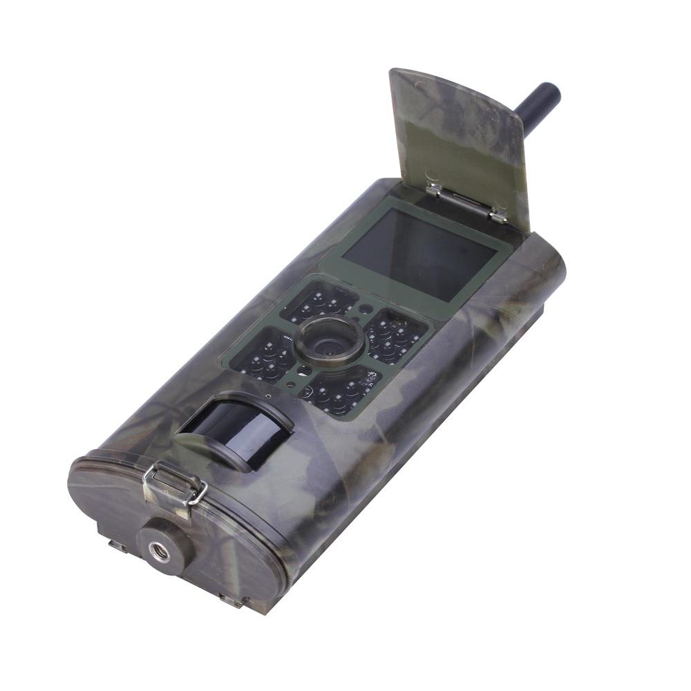 caça trail câmera HC-700G 3g gprs mms