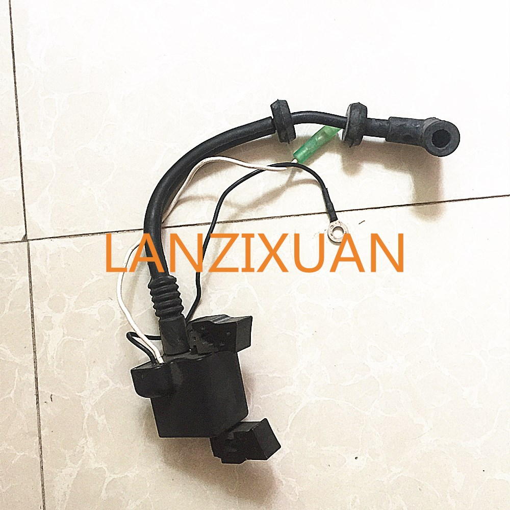 Boat Motor Ignition Coil Assy F6-04000400 for Parsun 4-Stroke F6A F5A Outboard Engine High Pressure Coil, Free Shipping