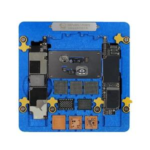 Image 1 - MECHANIC 5/MR5 Multifunctional Motherboard Fixture CPU NAND Fingerprint Repair PCB Holder For iPhone XR 8P 8 7P 7 6SP 6S 6 5S 5G
