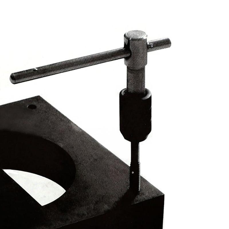 9vnt / komplektas rankinio sraigtinio čiaupo T tipo sraigtinis - Rankiniai įrankiai - Nuotrauka 6