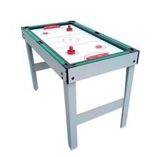 SUM-4824-4K 4 и 1 многофункциональный бильярдный стол набор Настольный Футбол Теннис хоккей спортивная игра в помещениях игровое оборудование