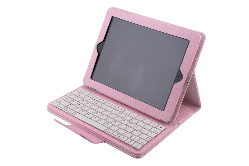 Removable Wireless Bluetooth Russian/Hebrew/Spanish Keyboard Stand PU Leather Case Cover For Apple Ipad 2 3 4 9.7 inch Tablet микроволновые печи samsung микроволновая печь me83krqw 3 белый