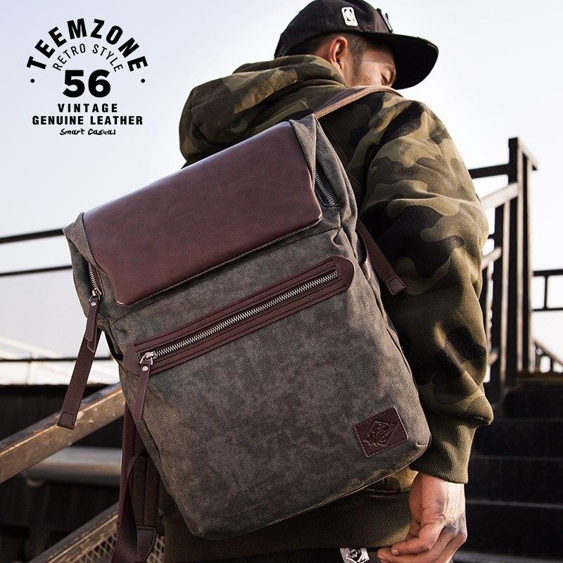 Hombres multifunción 17 pulgadas portátil mochilas impermeable bolsas de la Escuela de ocio mochila de viaje de alta capacidad de moda portátil J50-in Mochilas from Maletas y bolsas    1