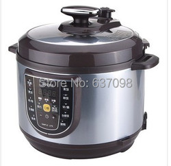 china GuangDONG  Midea 5L Pressure Cooker W12PCS505E 110-220-240V household  Electric pressure rice cooker