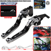 Motorcycle CNC Folding Extendable Brake Clutch Levers For BMW F800GT F800R F800GS F800ST F800S F700GS F650GS F 700 650 800 GS
