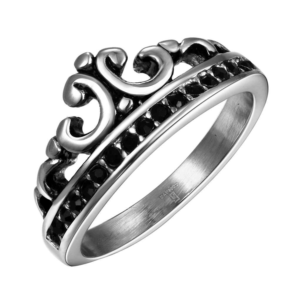 online get cheap gothic crown ring -aliexpress | alibaba group