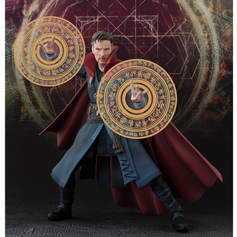 Avengers 3 PA Doctor Strange Scott Derrickson Benedict Cumberbatch PVC Action Figure Collectible Model Toy L2154 doctor strange