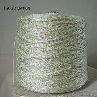 TOP Grade Popular Sequins Yarn 250g Fashion Thread Hand Knitting Needles Beads Yarn Thread Knitting Yarn