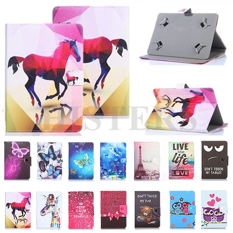 HISTERS 6.8 Inch Printed EBook Cover Suitable For Onyx Boox Cleopatra 3/2/T76ML/T76SML Nefertiti Universal Case NO CAMERA HOLE