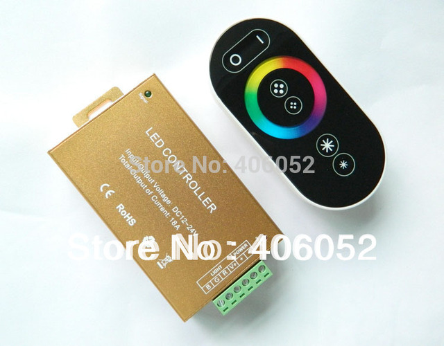 Magie dreamcolor LED RGB Controller, farbe rad ring fernbedienung ...