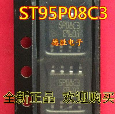 5pcs/lot ST95P08CM3 95P08 5P08 5P08C3 Sop8 In Stock