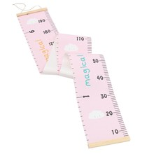 Wooden Wall Growth Chart