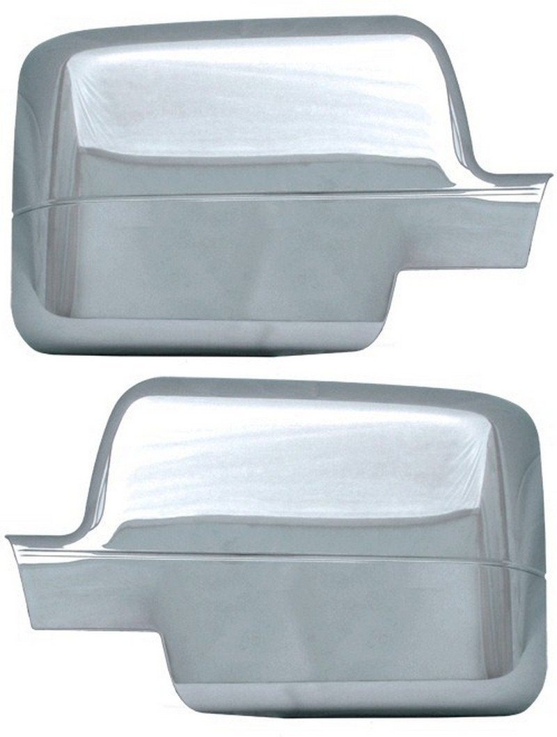 Chrome Side Mirror Cover for Ford F150 F 150 04 08