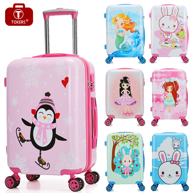 Child Suitcase for Boy girl Kids Suitcase Travel bag Carry on Wheels Rolling Case Kids luggage child drift trike 4 wheels walker kids ride on toys for 1 3 years tricycle outdoor driver