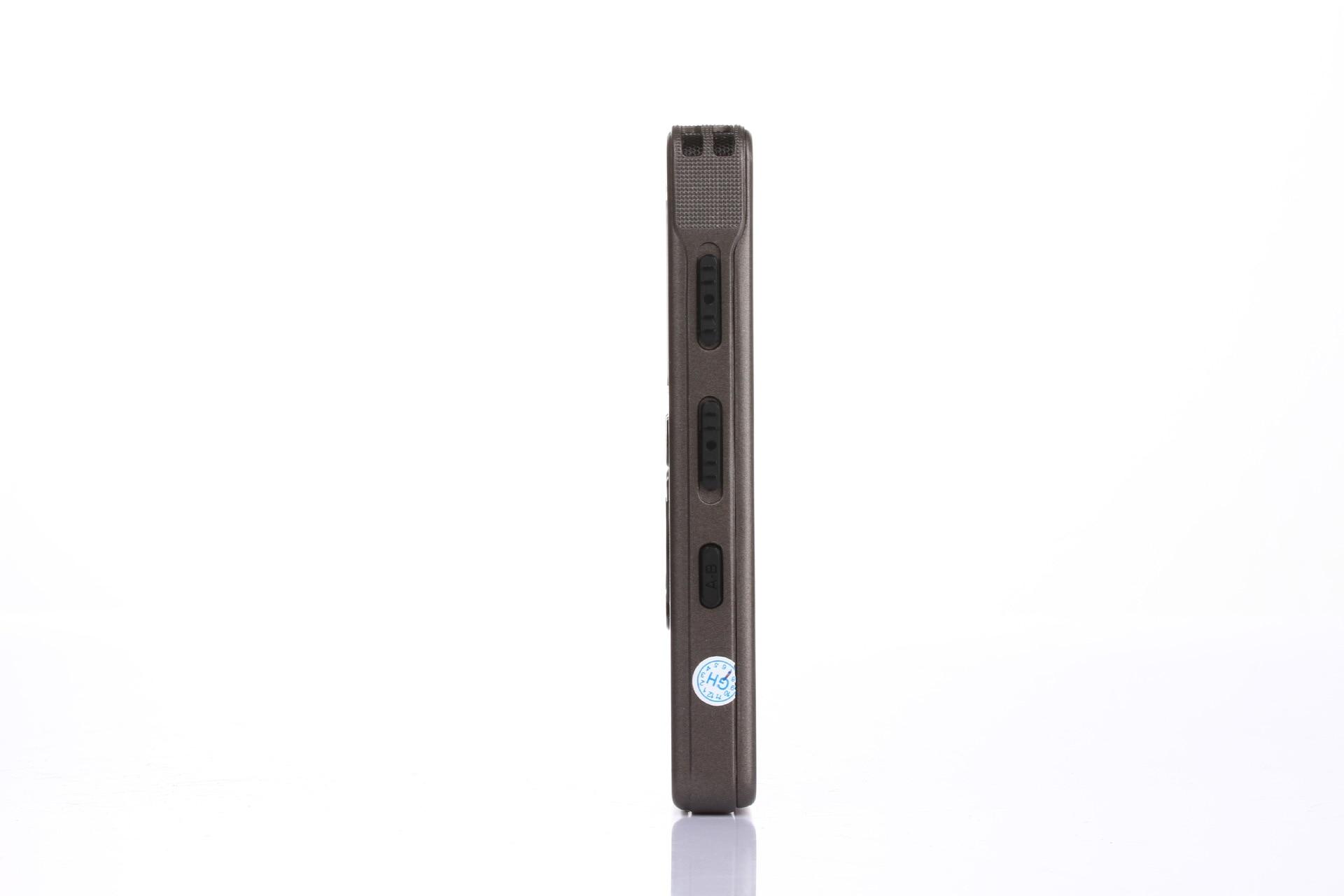 8 GB 16 GB 32 GB professionnel réduction du bruit enregistreur vocal numérique intelligent enregistrement HD à distance WAV MP3 enregistreur Audio son HIFI - 4