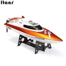 FT0092 30km/h High Speed RC Racing Boat With Water Cooling Self-righting System
