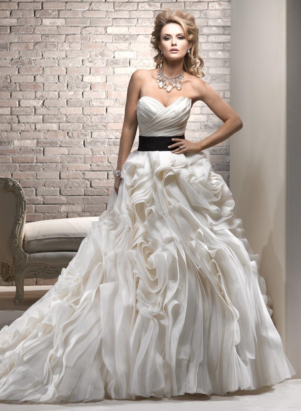 off shoulder actual luxury corset top ball gown wedding dress 2016