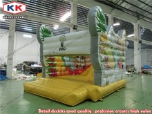 New style commercial castle Outside Sport bouncy house kids toys playground equipment for outside party