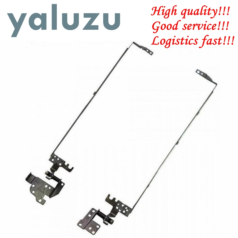 YALUZU NEW Laptop LCD Hinges For ACER Aspire E1-570 E1-530 E1-510 E1-532 E1-552G E1-570G E1-552 PN:  AM0VR000300 AM0VR000200 L+R