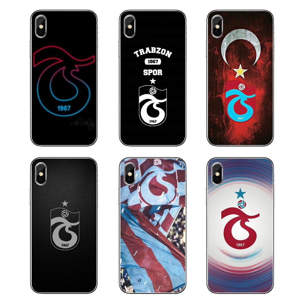 Trabzonspor For Ipod Touch Iphone 4 4s 5 5s 5c Se 6 6s 7 8 X