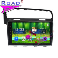 TOPNAVI Android 6 0 2G 32GB Double Din 10 1 Car Media Center Player For VW