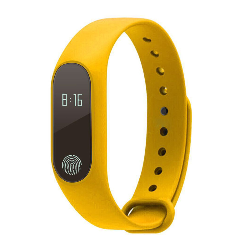 DTNO.I mi band 2 M2 Smart Bracelet Heart Rate Monitor Bluetooth Smartband Health Fitness Tracker SmartBand Wristband 17