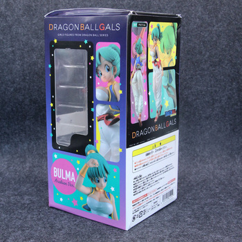Freeing Dragon Ball Girls Bulma Aladdin Ver Figure 21cm Collection Toy Dragonball Evolution Toys