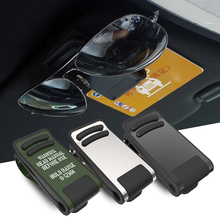 Car sunglasses frame sun visor clip credit card auto parts for peugeot 207 307 206 3008 308 2008 407 508 208 406 408 301 ксенон kingwood 508 301 3008 2008