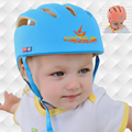 Bebé Infant Toddler Niños Casco de seguridad Sombrero Protección de La Cabeza para Caminar, de arrastre