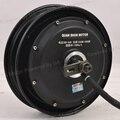 10 pulgadas 48 v 800 w bldc motor eléctrico
