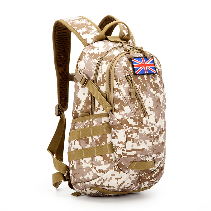 Sacs à dos professionnels en plein air hommes femmes sacs à dos militaires militaires multifonctions Camouflage voyage Camping randonnée sacs DSB53 - 5