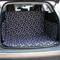 Animal de compagnie chien chat voiture arrière siège transporteur couverture tapis couverture hamac coussin protecteur Polyester imperméable tapis réglable ceinture Z30