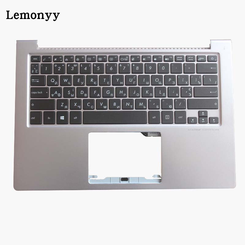 Russian Laptop Keyboard For ASUS Zenbook U303 U303LB U303LN U303UA U303UB UX303L UX303 U303L UX303LN backlit RU Palmrest Upper laptop keyboard for asus p756 p756u p756ua p756ux gk greek black