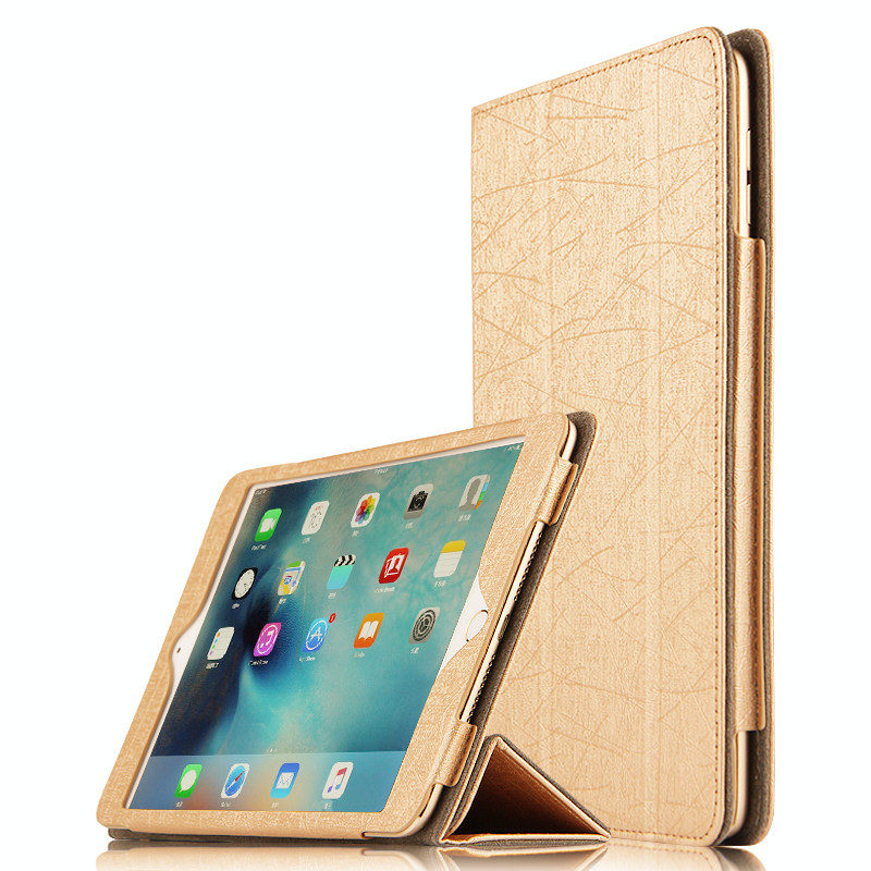 Case For Apple Ipad Air Protective Smart Cover Faux Leather For Apple Ipad 5 Tablet PC 9.7