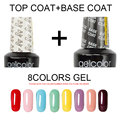 Opie Nail Gel Polish UV LED Nail Polish Gel Varnish Professional Primer Gelpolish Color Shellec Gel Nail Gel Polish F15 To H33