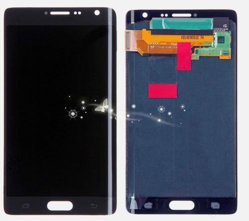 Replacement New LCD Display Screen Touch Digitizer Assembly For Samsung Galaxy Note Edge N915 N915F free shipping