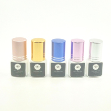 5ML/8ML Long&Strong Eyelash Extension Black Glue Dry In 1 second Fast Drying Long Lasting Eyelash Adhesive False Eyelash Tools