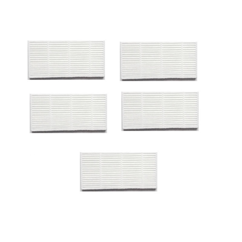 5 pieces/lot Robot Vacuum Cleaner Parts HEPA Filter for Proscenic 790T цена