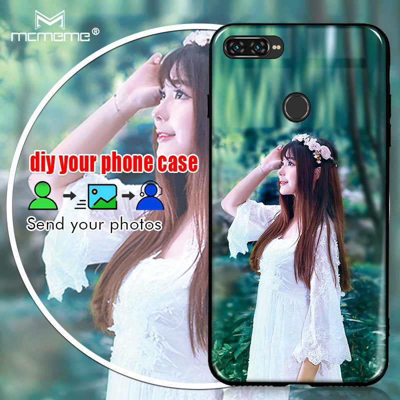 oppo f9 f5 f3 a3 A3S a5 f11 pro reno 2 Case cove DIY Personalized custom photo name Customize printing your design picture cover image