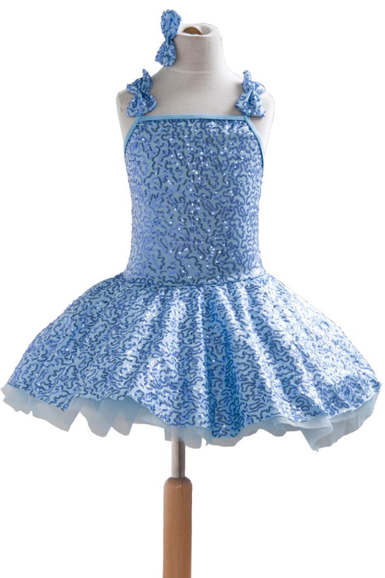 ФОТО vestidos girl dress kids free shippingchild performance wear female child costume princess dress ballet dance clothes twinset