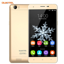 "4G Original Smartphone Oukitel K6000 2GB 16GB 5.5"" Android 5.1 MTK6735P Quad Core 1.0Ghz 6000mAh big battery Cellphone"