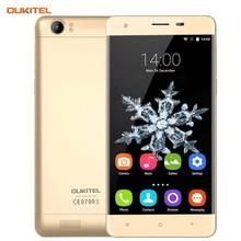 6000mAh 4G OUKITEL K6000 2GB/16GB 5.5'' Android 5.1 MTK6735P Quad Core 1.0GHz 1280 x 720 pixels 8.0MP Dual SIM Card Cell Phone